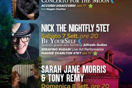 Da venerdì 6 settembre a Moleto il Moleto Hill Music Arts Fest