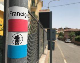 Via Francigena - By Radiogold