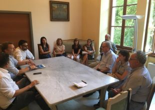 Comitato Smart Land in Comune a Tortona