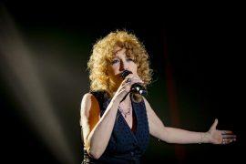 """Fiorella Mannoia torna live con il """"Personale Tour"""""""