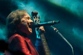 Red Canzian a Castelnuovo Scrivia in concerto pro associazione FCP 4 - FOTO CARLO BALDUZZI