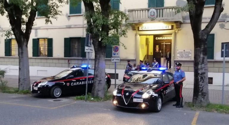 Arresto Carabinieri Casale
