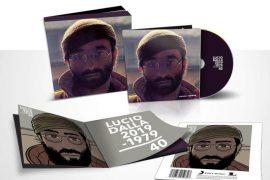 A 40 anni di distanza torna nei negozi il primo disco di Lucio Dalla