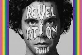 """Esce oggi """"My Name Is Michael Holbrook"""", il nuovo disco di Mika"""