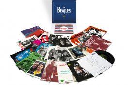 The Beatles: esce il box in limited edition con tutti i singoli in 7''