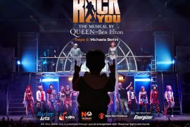 We Will Rock You – The Musical By The Queen da novembre nei teatri
