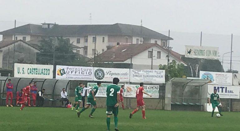 Calcio, Eccellenza: pokerissimo del Castellazzo, Benarzole ko 5-2