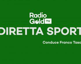 """Videointerviste e il punto della domenica calcistica dall'Eccellenza in giù con """"Diretta sport"""""""