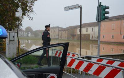 Carabinieri maltempo