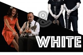 Black and White night a Strevi con Camarella Facchini Duo, e Sbergia & De Bernardi