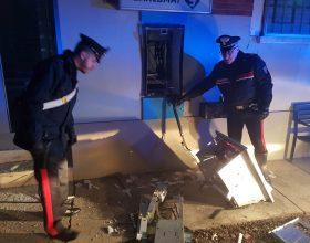 Esplosione bancomat Mombello
