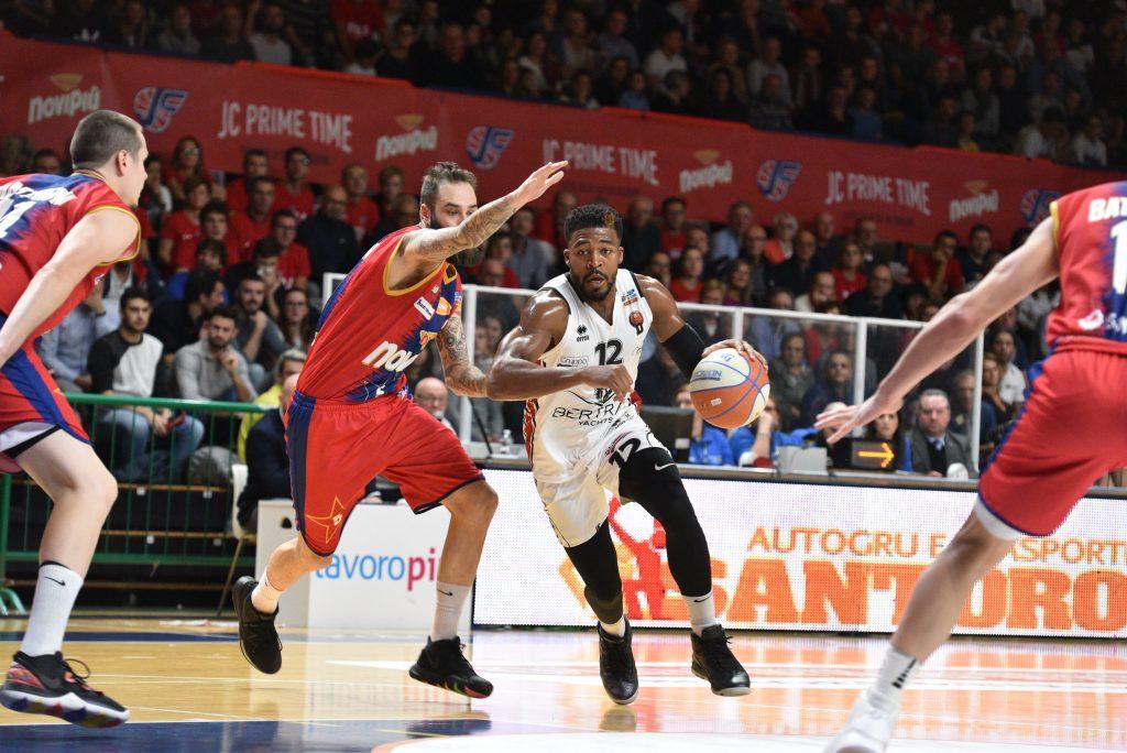 Basket: la capolista Junior a Trapani, Derthona ospita Capo d'Orlando - Radiogold