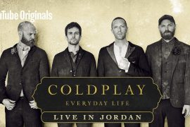 Coldplay: Everyday Life – Live in diretta su YouTube