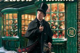 """Esce oggi """"The Christmas Present"""" il primo album di Natale diRobbie Williams"""