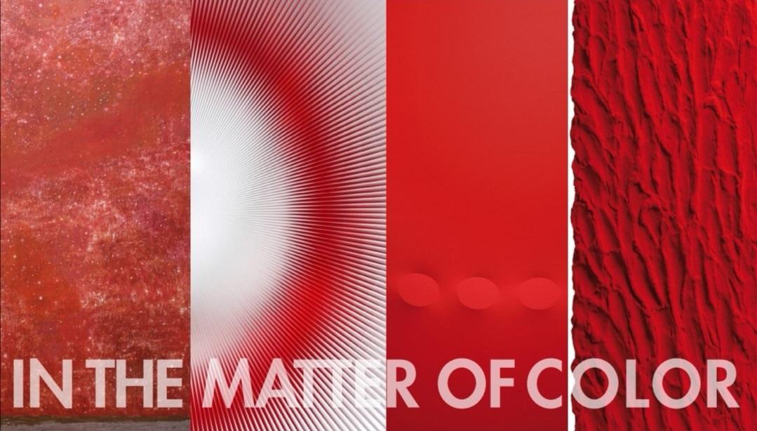 Nella materia del colore: ad Alessandria una mostra inedita in Italia - Radiogold
