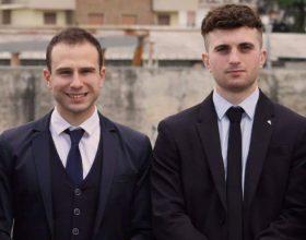 Matteo Miceli e Stefano Laugelli
