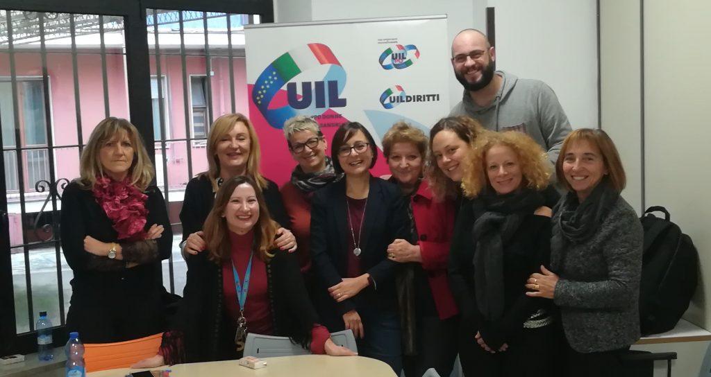 Uil Alessandria: nasce il Coordinamento Pari Opportunità e Diritti - Radiogold