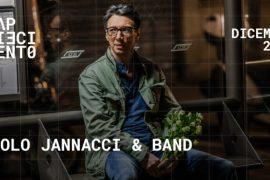 """Paolo Jannacci in tour con il nuovo disco, """"Canterò"""""""
