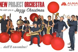 """We Wish You A Jazzy Christmas"": il disco di Natale del Jazz italiano"