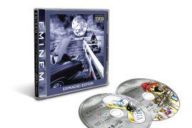 Eminem pubblica il 13 dicembre The Slim Shady LP 20th anniversary edition