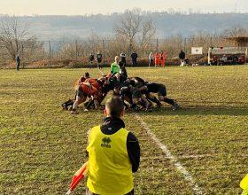 Cuspo Rugby vince a fatica col Val Tanaro e, per ora, è primo