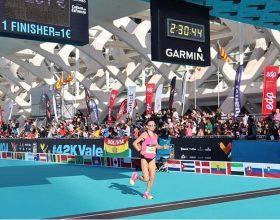 Valeria Straneo è tornata: a Valencia sfiorato il pass olimpico