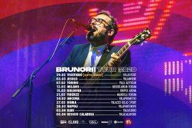 Brunori Sas: dal 10 gennaio gli incontri per presentare il nuovo disco
