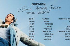 """Ghemon: il 20 marzo esce """"Scritto Nelle Stelle"""" il nuovo album"""