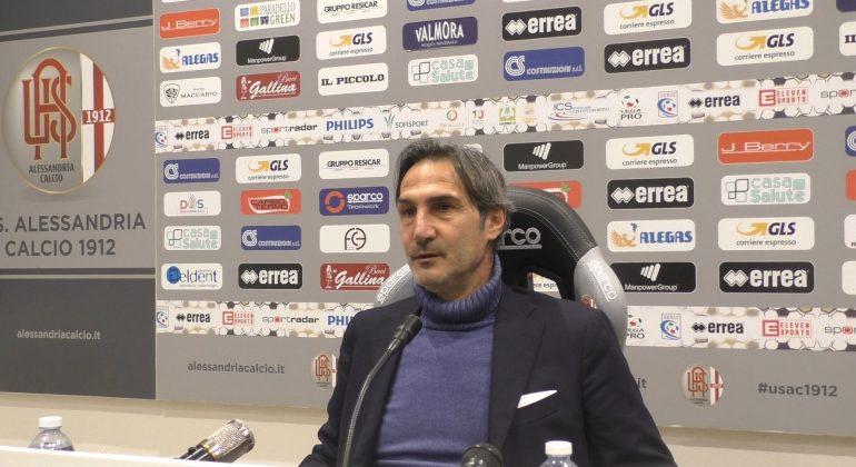 """Alessandria Calcio, contro la Pistoiese è subito 'allarme' difesa. Gregucci: """"Esordio sempre insidioso"""""""