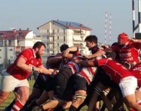 Monferrato Rugby travolto a Piacenza: la mischia emiliana è troppo forte