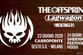 The Offspring tornano in Italia con Lagwagon e The Menzingers