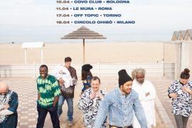Fadi presenta il nuovo disco al Festival di Sanremo