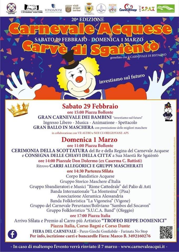 Carnevale Acqui