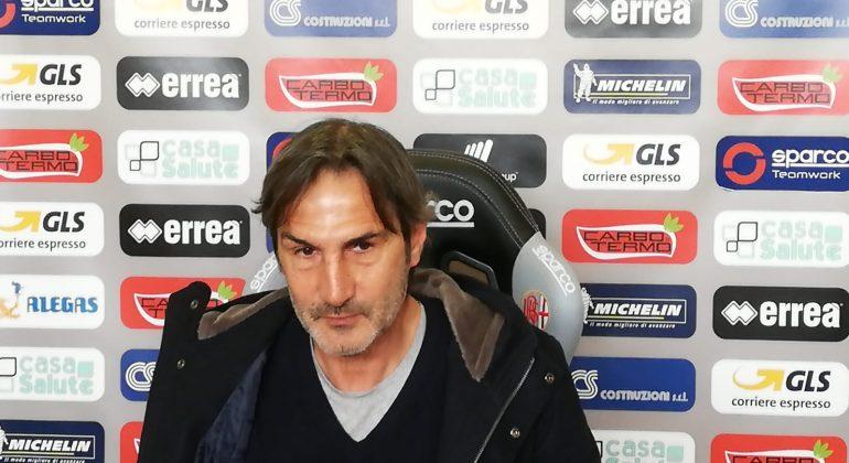 "Alessandria Calcio, Gregucci: ""Contro la Samb test probante"""