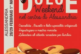 Dolce Week-end 2020 Alessandria