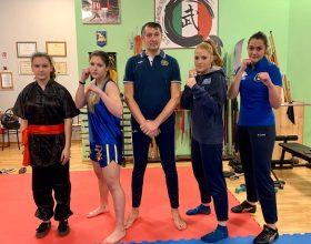 Accademia Wushu Sanda Alessandria: quattro ragazze in Nazionale
