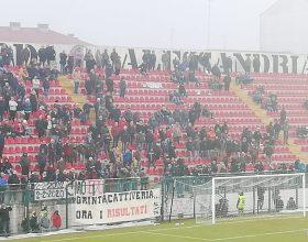 Alessandria Calcio irriconoscibile: con la Pianese zero gol e vince la noia