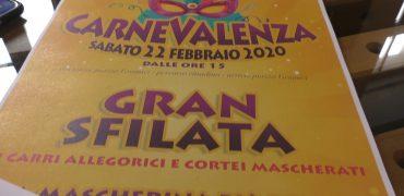 Carnevale Valenza 2020