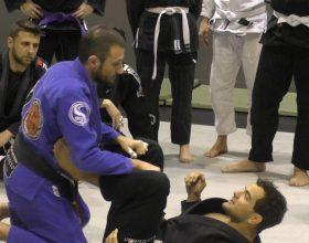 Brazilian jiu jitsu: a lezione da un campione. Gabriel Almeida ad Alessandria