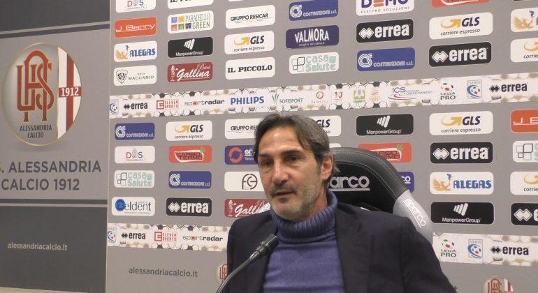 """Gregucci dopo la vittoria sulla Samb: """"Potevamo fare meglio, dobbiamo essere più solidi"""""""