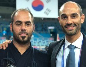 Fabrizio Mandia sarà arbitro al Campionato d'Europa di Kendo in Norvegia