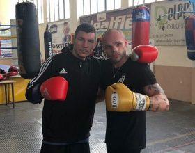 Boxe: Lucio Randazzo prepara il match tricolore col campione Valentino