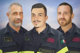 Vigili del fuoco morti a Quargnento