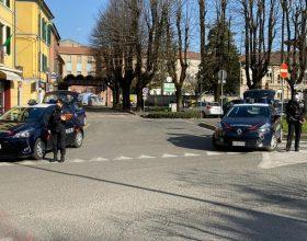 Controlli Carabinieri Tortona