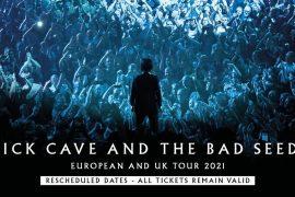 Anche Nick Cave costretto a posticipare il tour al 2021