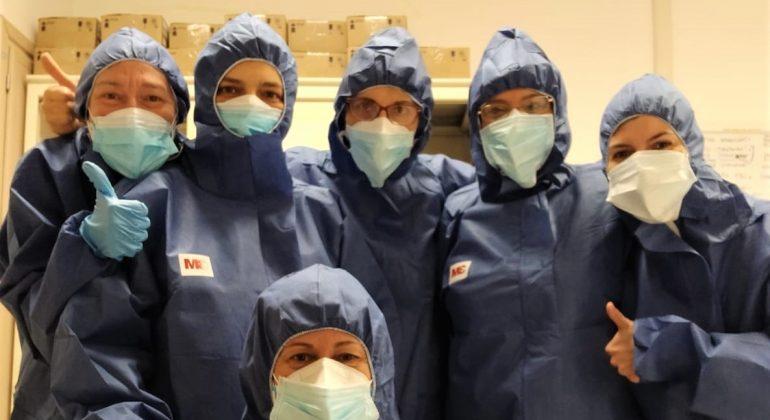 Fondazione Uspidalet: raccolta fondi per 2 mila kit con mascherine e camici e un macchinario