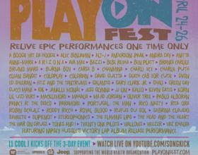 PlayOn Fest: nasce il primo festival musicale virtuale