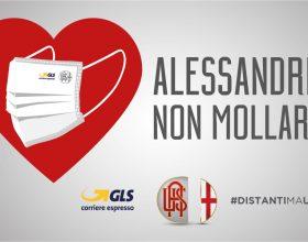 Coronavirus: Alessandria Calcio e Gls donano 15 mila mascherine alla città
