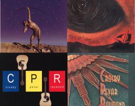 David Crosby ristampa quattro album del suo catalogo