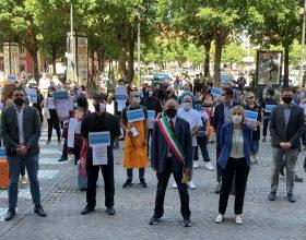 Protesta ristoratori Alessandria